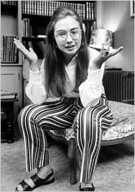 Hillary Then