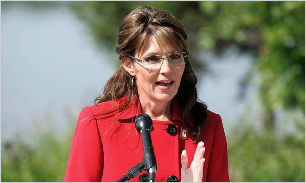 July 3rd, Sarah Palin says she is stepping down