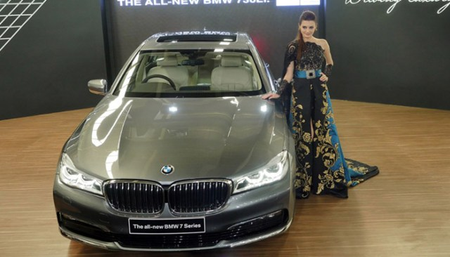 All New BMW 730Li Resmi Ramaikan Pasar Sedan Premium
