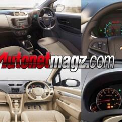 Grand New Veloz Vs Ertiga Harga Yaris Trd Sportivo 2015 Komparasi Suzuki Chevrolet Spin Autonetmagz Interior