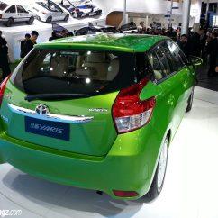 Toyota Yaris Trd Terbaru Vitz Turbo Step 2 All New 2013 Eco Car  Autonetmagz Review