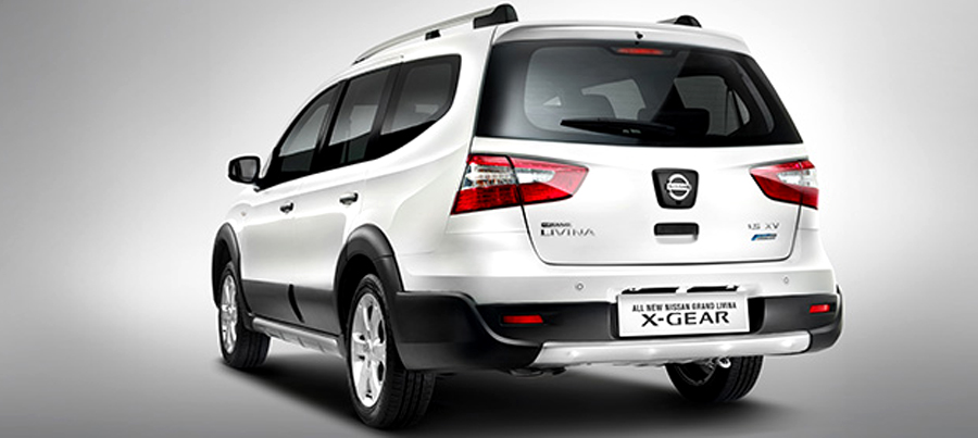Ini Dia Harga Nissan Grand Livina XGear 7 Seater 2013