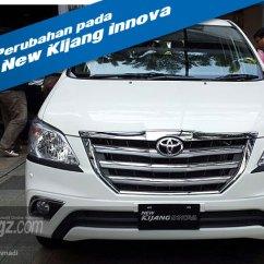 Perbedaan All New Kijang Innova G Dan V Grand Avanza 1.3 2017 7 Perubahan Pada Toyota Facelift 2013 Autonetmagz