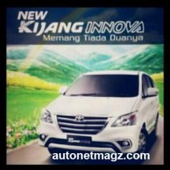 Konsumsi Bensin All New Kijang Innova Fitur Alphard Gambar Facelift 2013 Bocor Autonetmagz