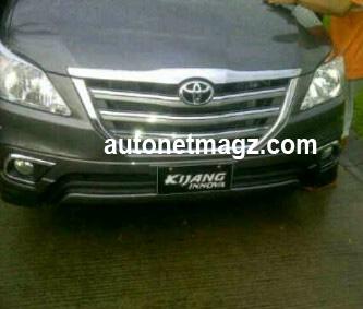 konsumsi bbm all new kijang innova bensin grand avanza warna grey metallic gambar facelift 2013 bocor autonetmagz