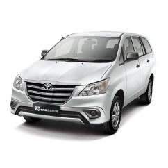 Foto Mobil All New Kijang Innova Harga Bekas Toyota 2013 Tipe E  Autonetmagz Review