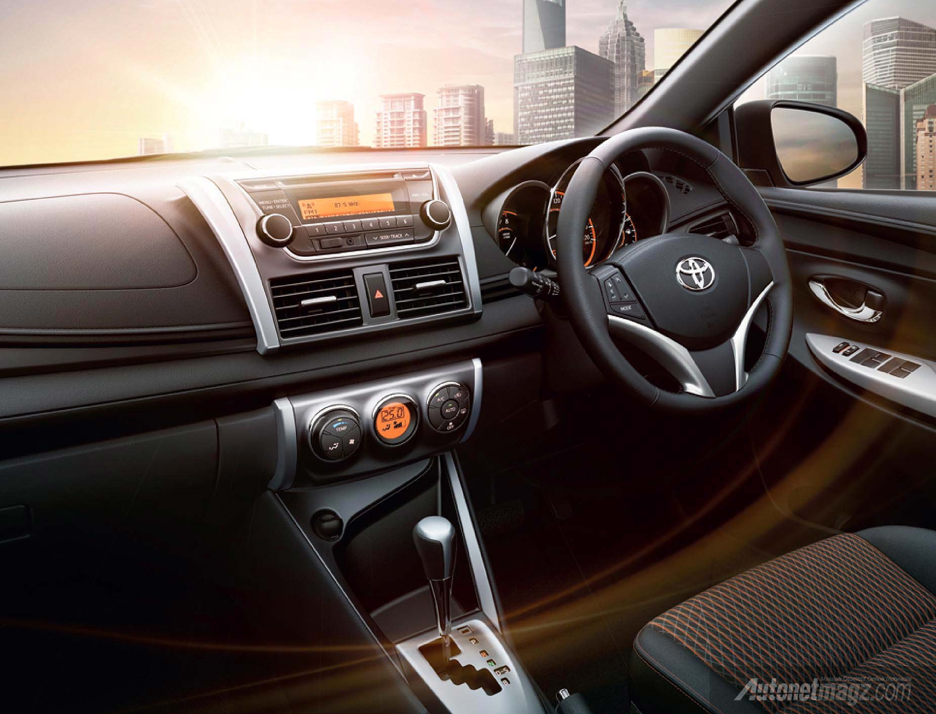 interior all new yaris trd sportivo toyota white gambar mobil auto werkzeuge