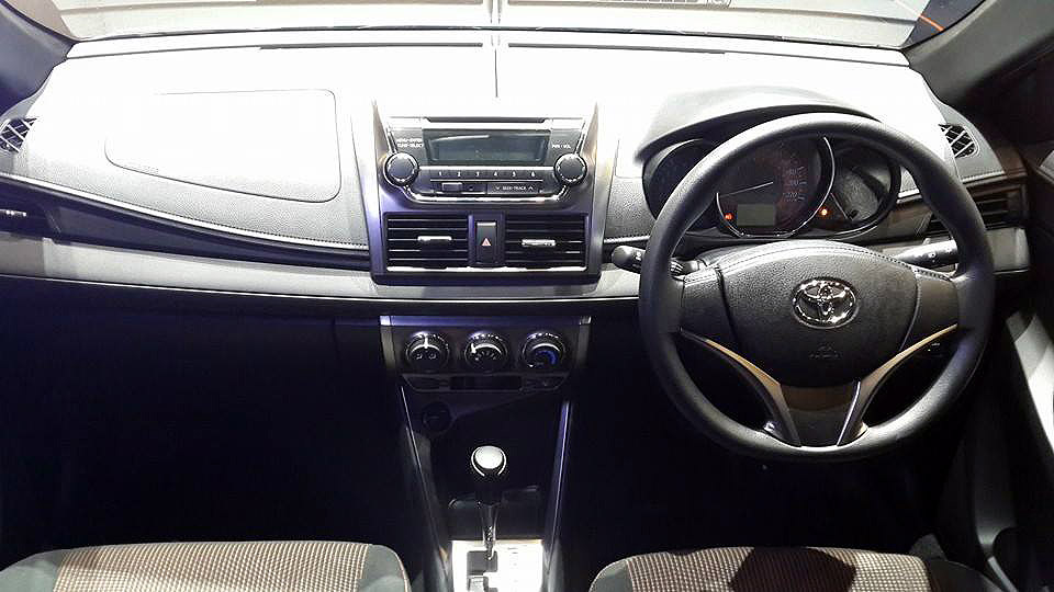 Interior Toyota Yaris 2014  AutonetMagz  Review Mobil