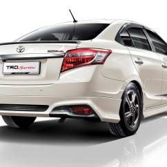 Toyota Yaris Trd Sportivo 2018 Indonesia Harga Grand New Avanza 1.3 G M/t Vios 2013 Autos Post