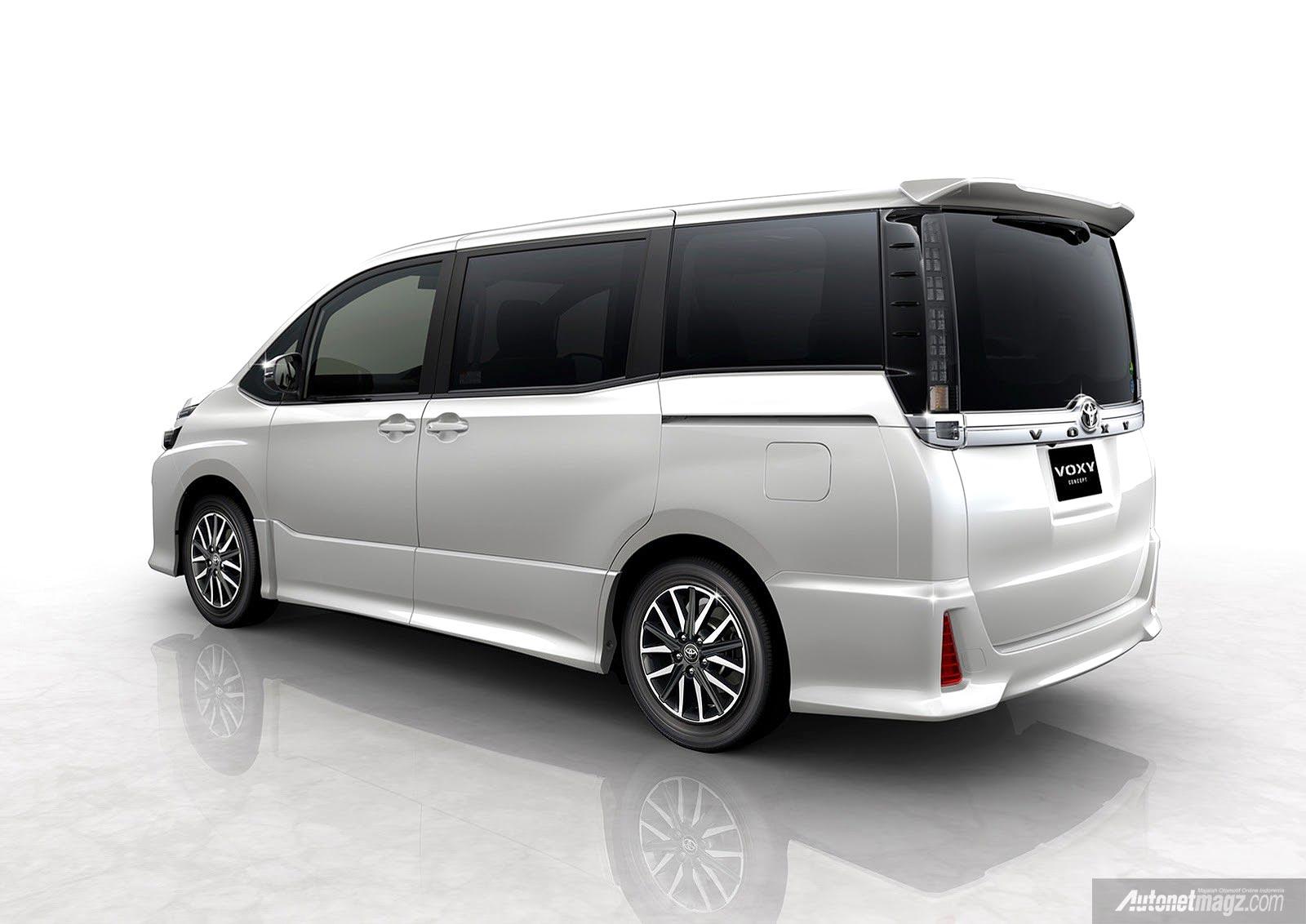 2014 Toyota Voxy  AutonetMagz  Review Mobil dan Motor
