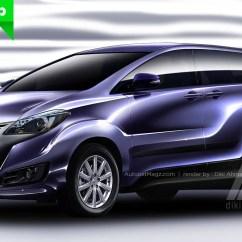 Harga Grand New Avanza Tahun 2015 Tampak Belakang Keren Juga Nih Toyota Concept Autonetmagz