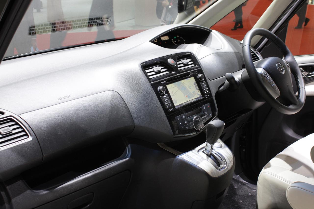 Nissan Serena facelift interior  AutonetMagz  Review