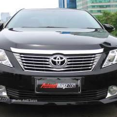 All New Camry 2.5 G Konsumsi Bbm Kijang Innova Bensin Toyota 2 5 2014 Autonetmagz Review Mobil Dan Motor Baru Tipe
