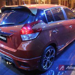 Ukuran Velg All New Yaris Trd Grand Avanza Type G 1.3 Toyota Bogor ( Auto2000 Yasmin )