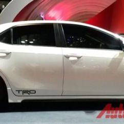Toyota Yaris Trd 2018 Indonesia Jok Belakang Grand New Avanza Corolla Altis Sportivo 2014 - Autonetmagz