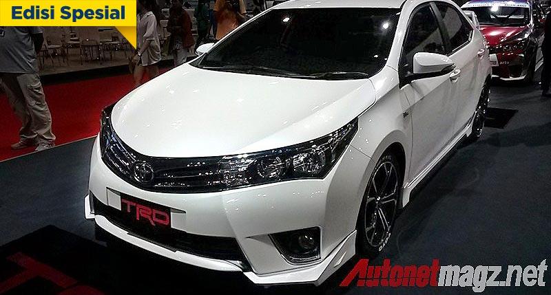 toyota yaris trd 2018 indonesia spesifikasi grand new avanza veloz 1.3 corolla altis sportivo 2014 - autonetmagz