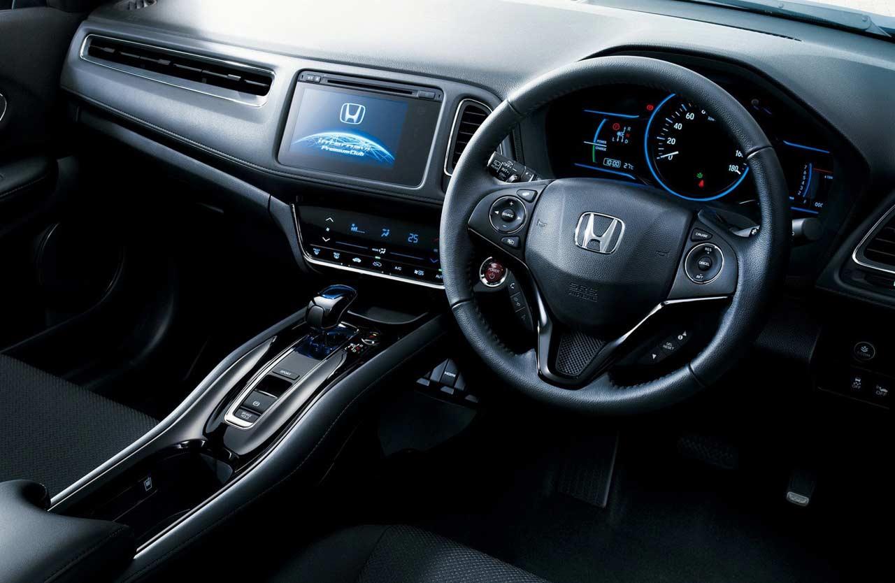 HondaHRVRSInterior  AutonetMagz  Review Mobil dan