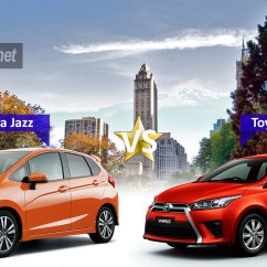 Kekurangan All New Yaris Trd Camry Interior Komparasi Perbandingan Toyota Sportivo Vs Honda Jazz Rs
