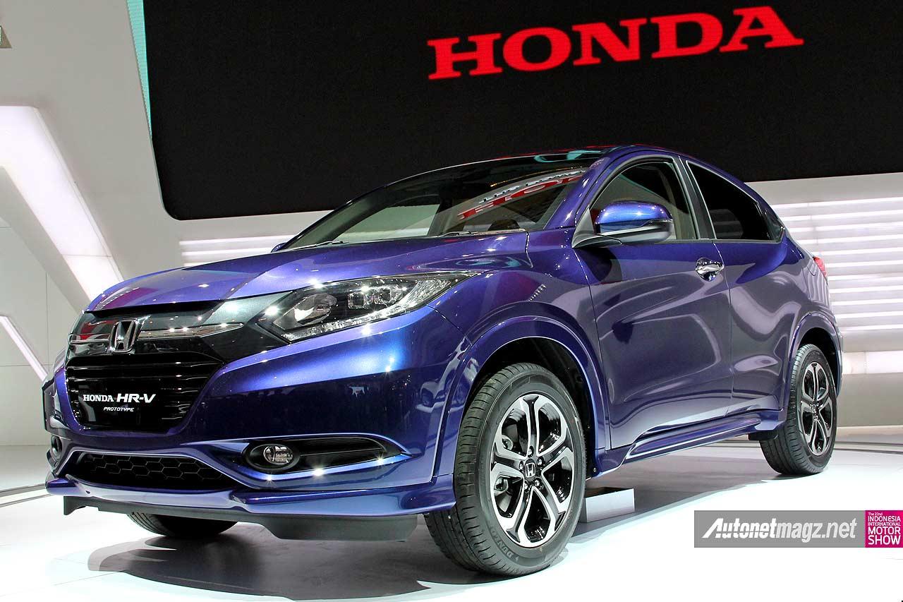 Harga Honda HRV Vezel Indonesia 2015  AutonetMagz