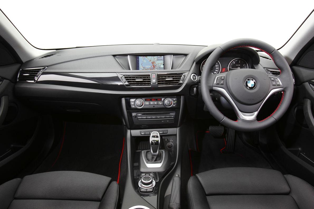 Interior BMW X1 2015 Indonesia  AutonetMagz  Review