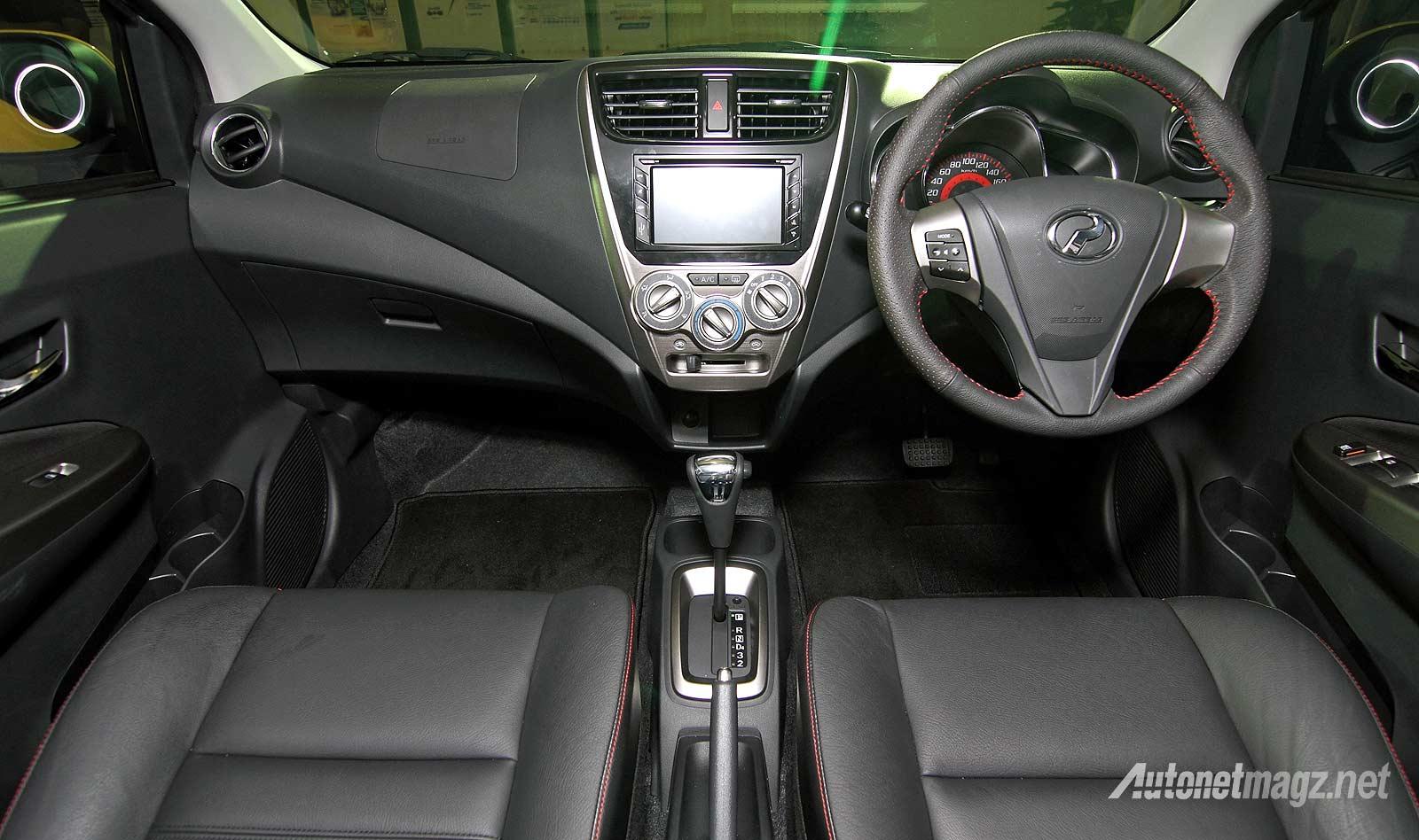 First Impression Review Perodua Axia Kembaran AgyaAyla