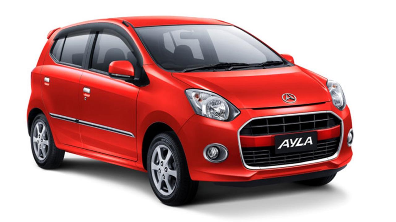 DaihatsuAylaMinorChange  AutonetMagz  Review Mobil