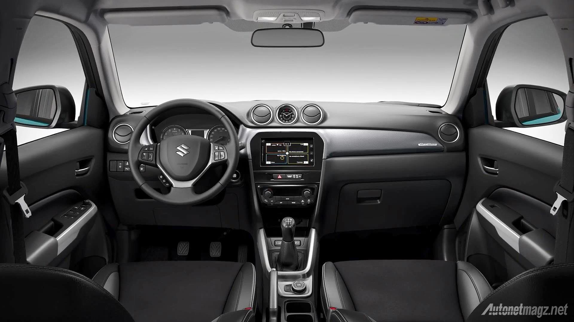 foto grand new veloz 2017 dashboard interior suzuki vitara 2015  autonetmagz