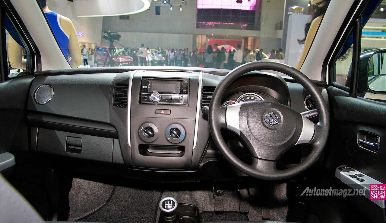 Karimun Wagon R GS Interior Dashboard  AutonetMagz