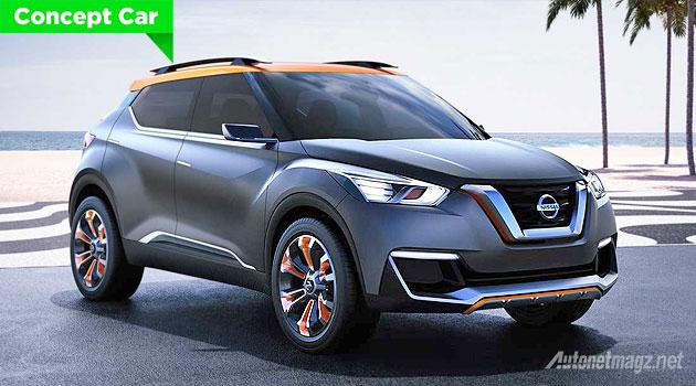 mobil crossover Nissan Kick 2015  AutonetMagz  Review