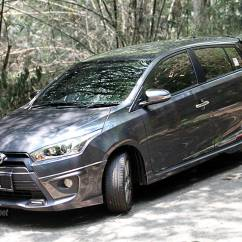 Spesifikasi All New Yaris Trd 2014 The Corolla Altis Kelebihan Dan Sportivo