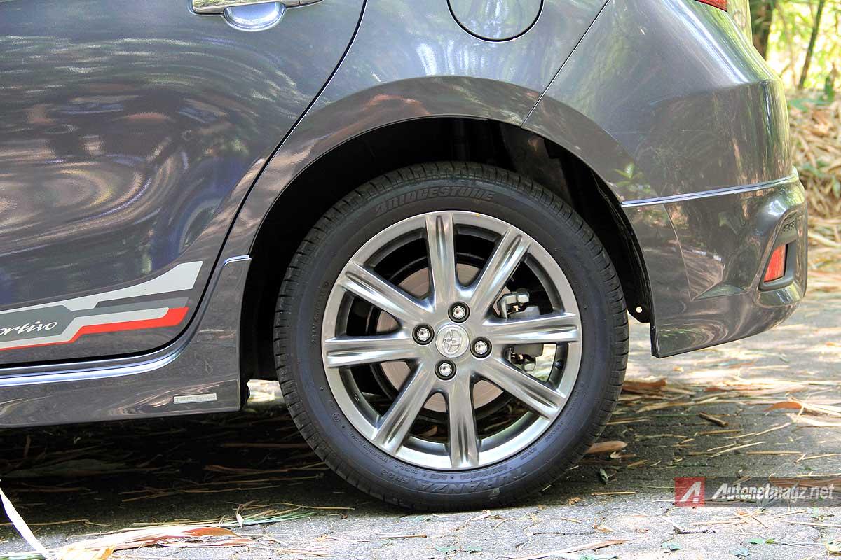 Velg ori oem Toyota Yaris TRD Sportivo  AutonetMagz