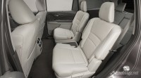 2015 Honda Pilot With Captian Seats