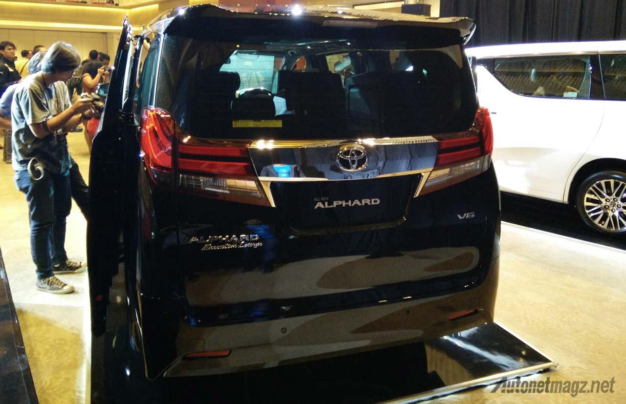 all new alphard executive lounge spesifikasi grand avanza tipe e foto mobil vellfire rommy car