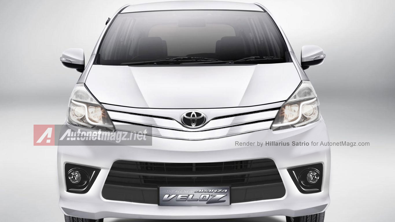all new avanza veloz 2019 ukuran wiper grand 2015 facelift render autonetmagz