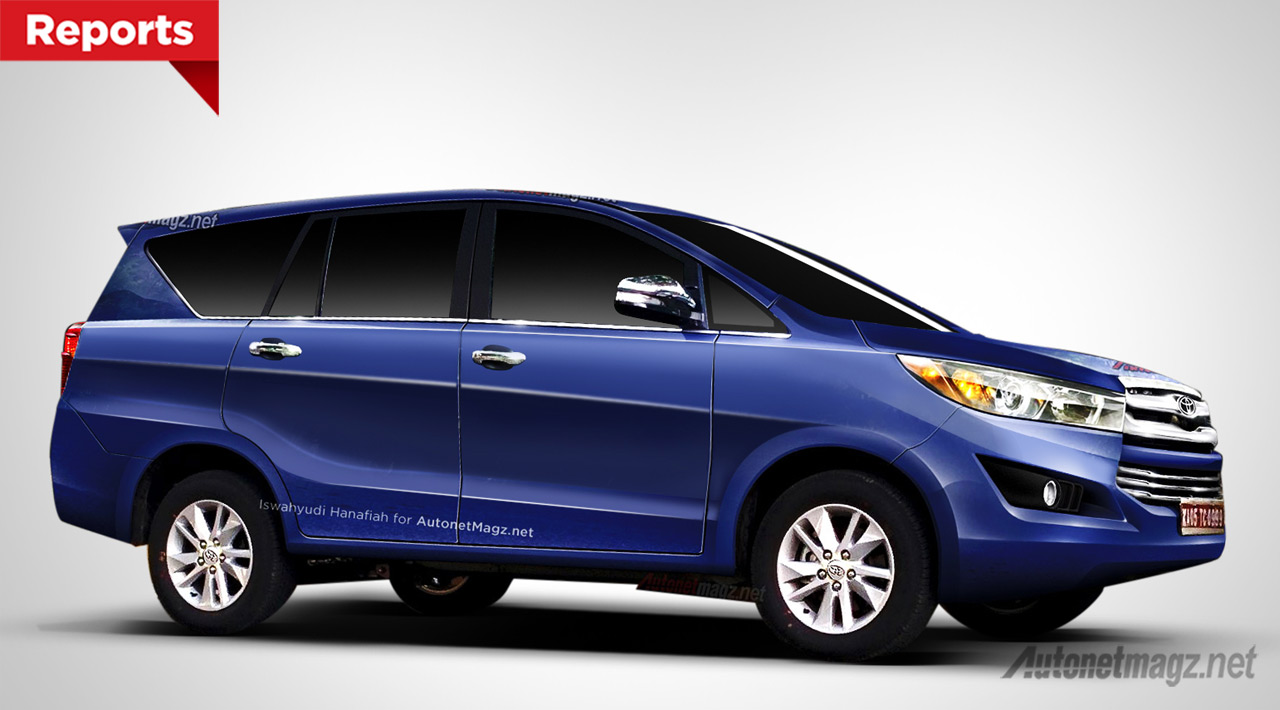 harga toyota all new kijang innova beda grand avanza dengan veloz wih 2015 bakal diluncurkan di jakarta auto
