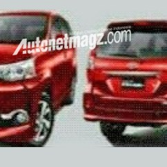 Grand New Veloz Warna Merah Toyota Yaris Trd Sportivo 2018 Indonesia Avanza Dan Punya Head Unit Baru Facelift 2015 2016