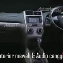Grand New Avanza Type G 2016 All-new 2019 Toyota Corolla Altis Sedan Ini Dia Detail Spesifikasi Mesin Dan Fitur Baru Interior Dashboard Audio