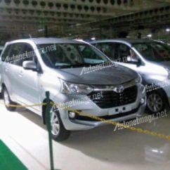 Grand New Avanza 2015 Type G Harga All Kijang Innova 2017 Dilihat Dari Samping Pilih Atau Veloz Facelift Baru