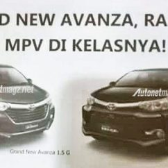 Head Unit Oem Grand New Veloz Toyota Avanza 2018 Dan Punya Baru 2015 Facelift
