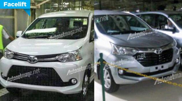 perbedaan grand new avanza vs veloz drl dilihat dari samping pilih g atau facelift 2015 toyota baru dan