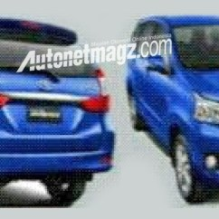 Grand New Avanza 1.3 E Std Inner Grill Toyota Dan Veloz Punya Head ...
