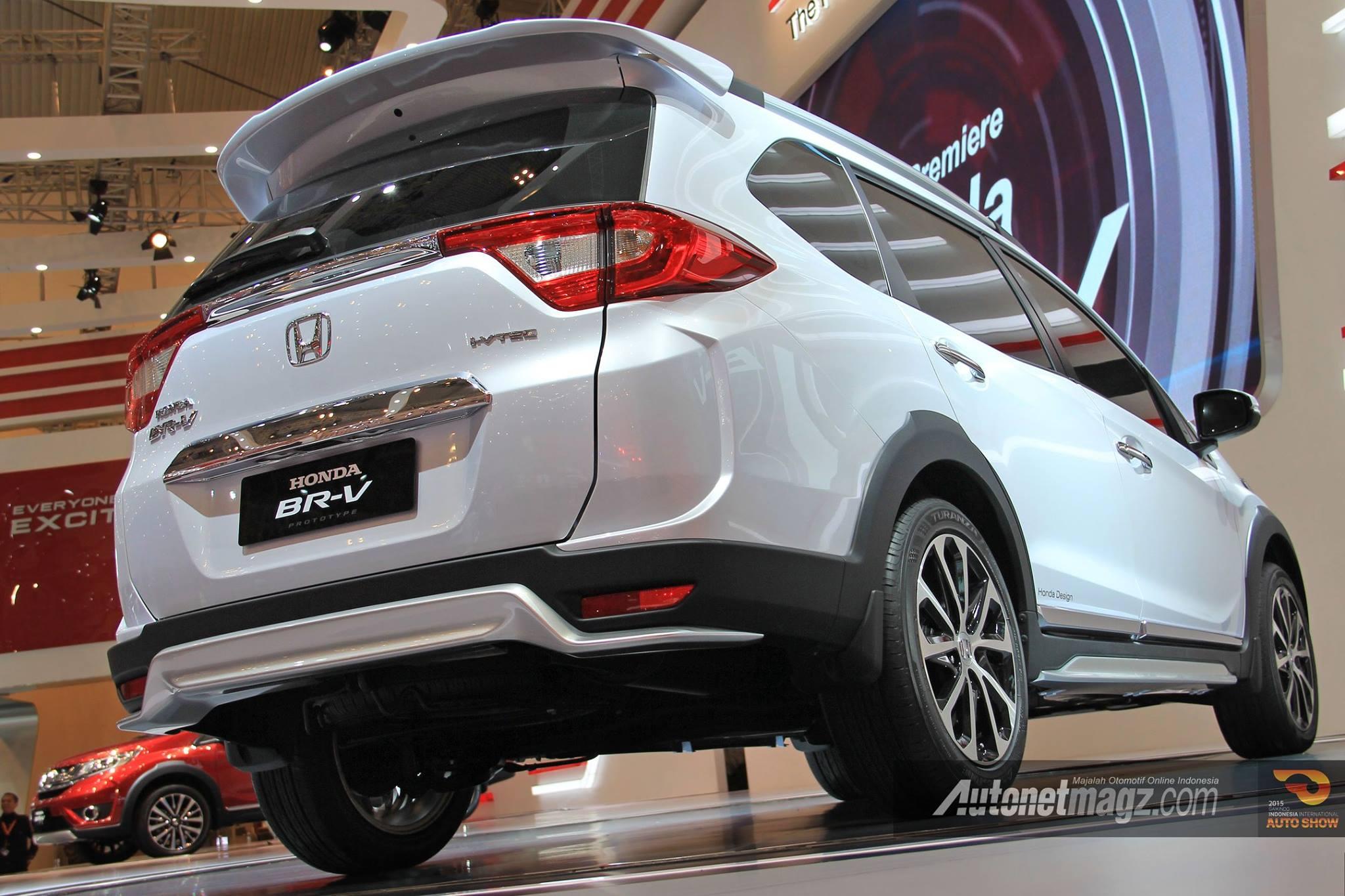 Prediksi Penjualan Honda BRV Versi Produksi  Total 4