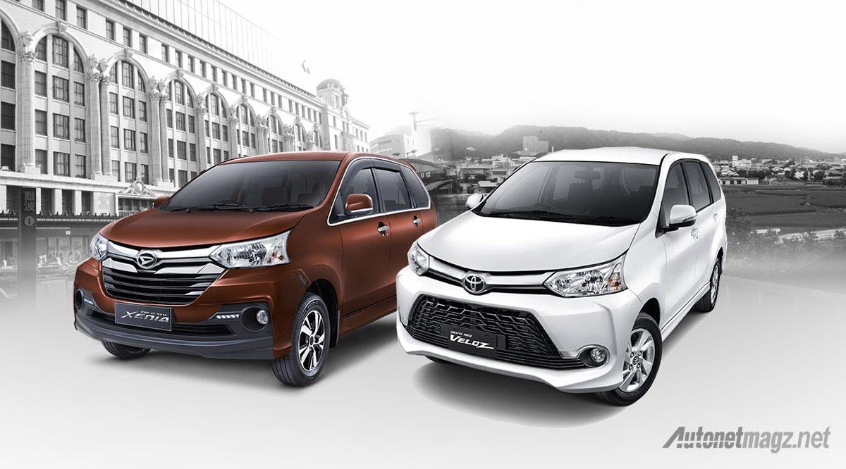 Daihatsu xenia dan toyota avanza. {WAJIB TAHU} Bedanya Grand New Toyota Avanza dan Great New Daihatsu Xenia! | KASKUS