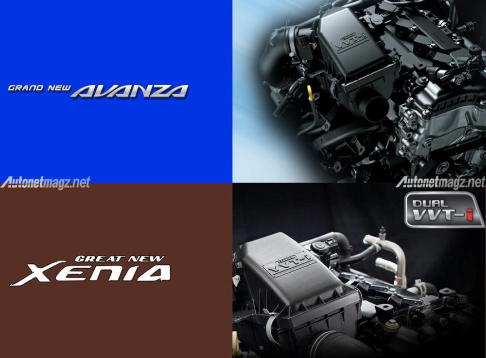 grand new avanza vs great xenia xpander perbedaan mesin autonetmagz berita