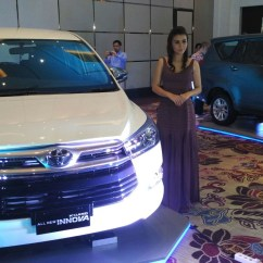 All New Kijang Innova Q Diesel Headlamp Grand Veloz Toyota 2016  Autonetmagz Review