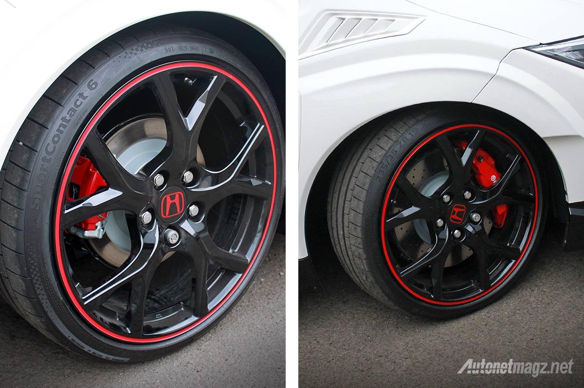 Velg ori oem Honda Civic TypeR 2015  AutonetMagz