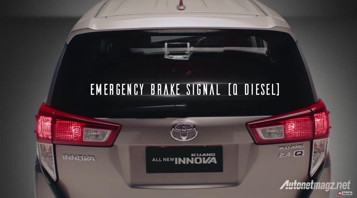 all new kijang innova type q dashboard grand veloz ini dia deskripsi fitur dan fasilitas pada toyota emergency brake signal