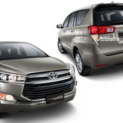 All New Kijang Innova Review Harga Grand Veloz 1.5 A/t Foto Resmi Toyota 2015 Sudah Beredar