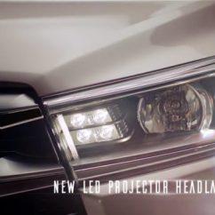 Perbedaan All New Kijang Innova G V Q Lampu Stop Grand Veloz Ini Perbandingan Harga Toyota Baru Vs Lama Autonetmagz Projector Led Headlamp