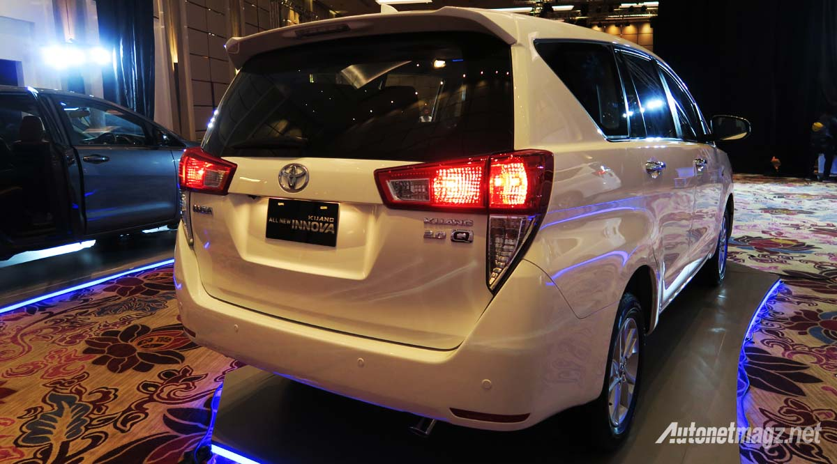 tipe dan harga all new kijang innova grand avanza vs veloz first impression review toyota 2016 autonetmagz rear